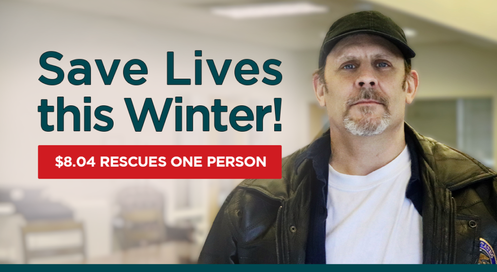 Save Lives This Winter!